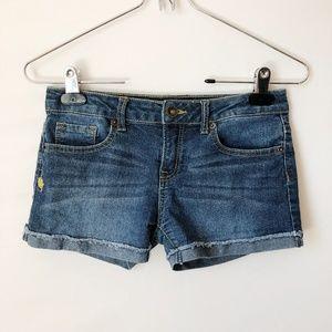 Girls' Lucky Brand Riley Denim Jean Shorts